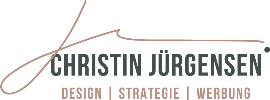 Christin Jürgensen – Design | Strategie | Werbung